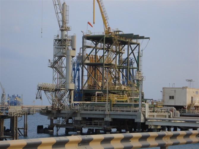 广西11选5遗漏数据KAYAN码头输油管线工程