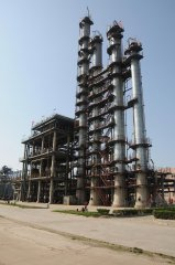 80,000T/Y Aromatics Extraction Project,Qingdao,Shandong Prov