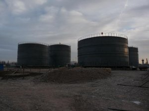 Heavy Oil Renovation Project,Tahe,Xinjiang Uyghur Autonomous