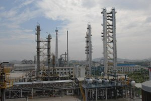 120,000T/Y Gas Fractionation Plant of Ethylene Project, Fuji