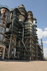 800,000T/Y Catalytic Cracking Unit Maintenance and Renovatio