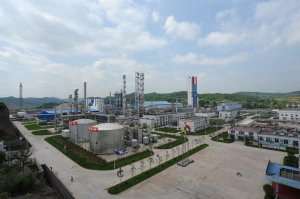 SINOPEC Chemical Fertilizer Project,Dazhou,Sichun Province