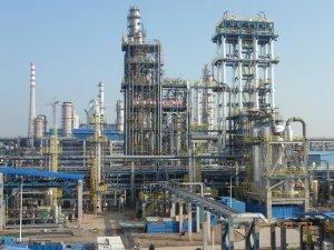 武汉80万吨/年乙烯工程