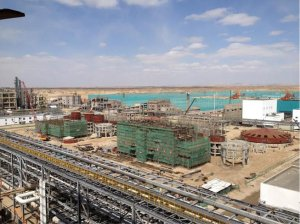 内蒙古大唐国际克什克腾煤制气项目气化二期工