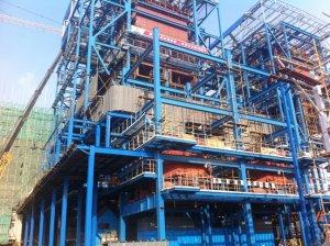 齐鲁乙烯装置动力锅炉煤代油技术改造项目