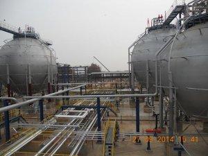 山东滕州30万吨/年聚丙烯项目100万吨/年DMTO装置系